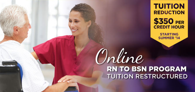 RN to BSN Program Restructured