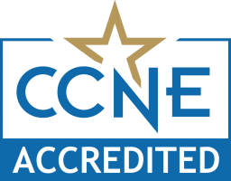 Commission on Collegiate Nursing Education seal of accreditation