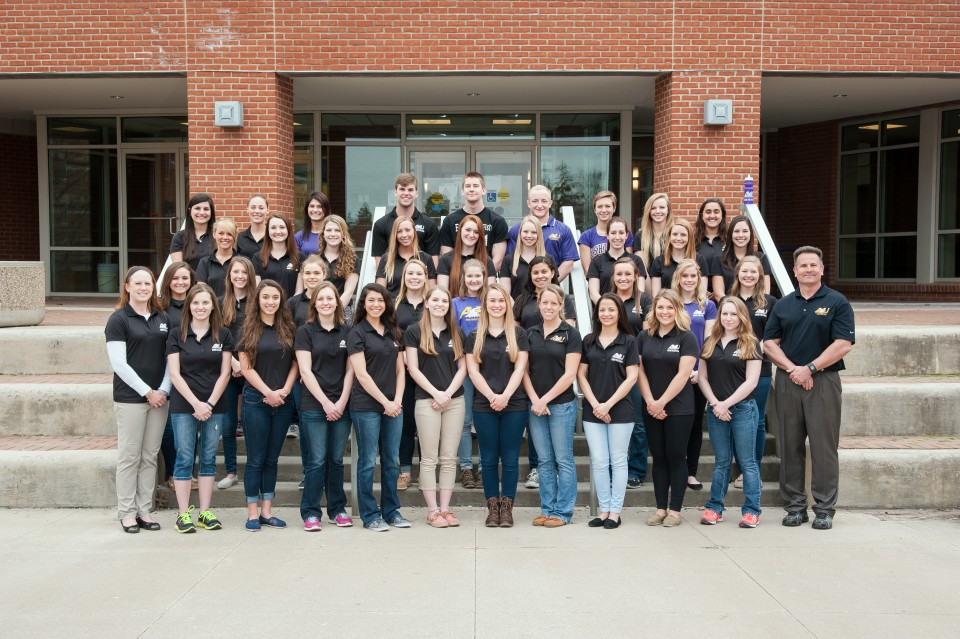 Some of our Dietetics Majors
