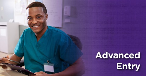 Nursing - Advanced Entry