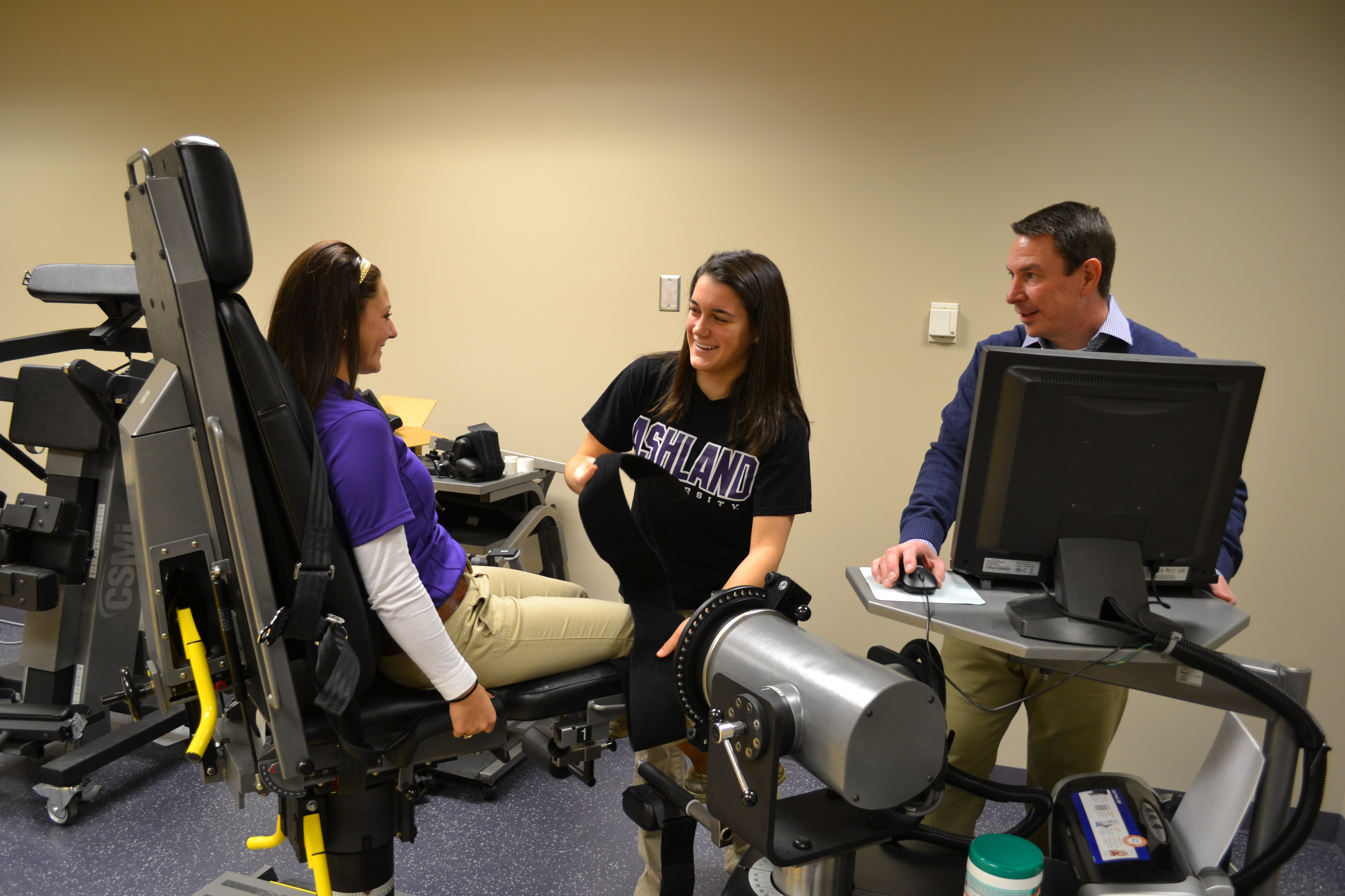 Are there any special programs for Athletic Training and or Physical Therapy?