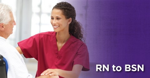 Nursing Admissions: RN to BSN Program