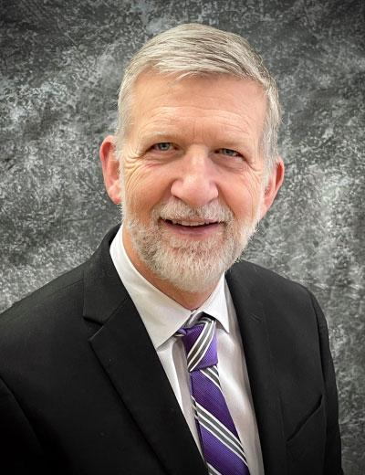 Dr. James Powell, Executive Director of Professional Development Services