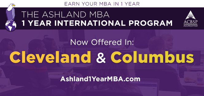 Graduate Degree Programs In Ohio Ashland University