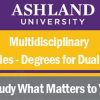 Multidisciplinary Studies - Degrees For A Dual Focus