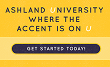 Ashland University - Accent on U