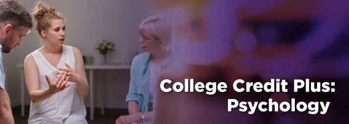 College Credit Plus for Teachers, Psychology Track