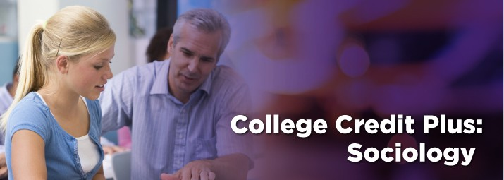 College Credit Plus for Teachers, Sociology Track