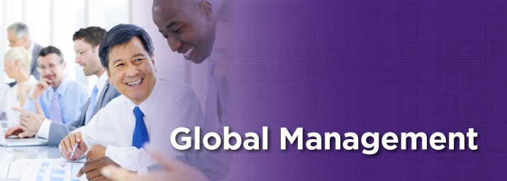 Global Management web banner image