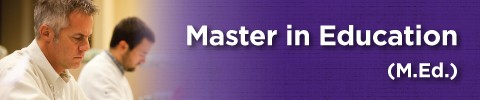 Master in Education