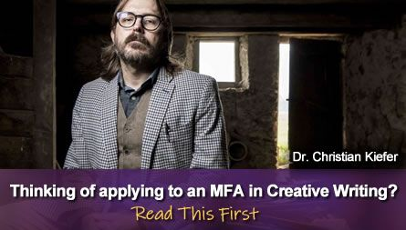 mfa creative writing