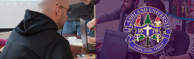 Students Studying an Online MBA From Ashland University