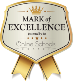 Top Online Program Badge