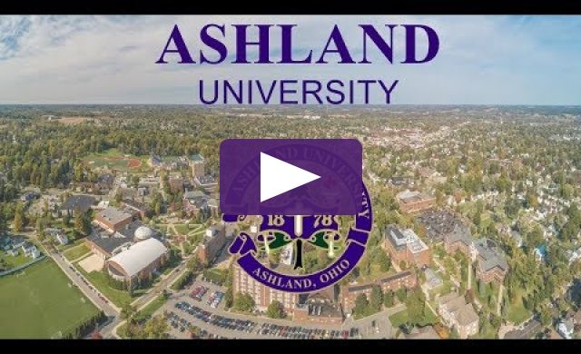 Ashland University International Admissions Presentation