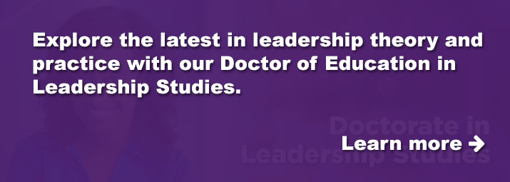 Explore the latest in leadership theory and practice.