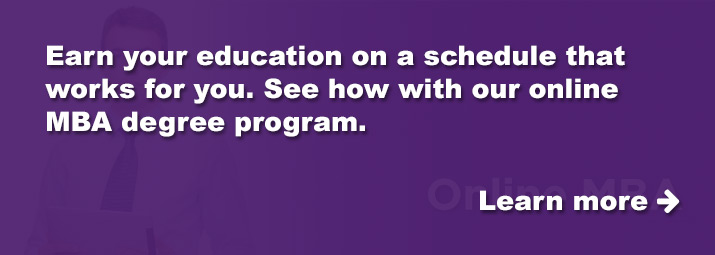 Earn your education on a schedule that works for you.