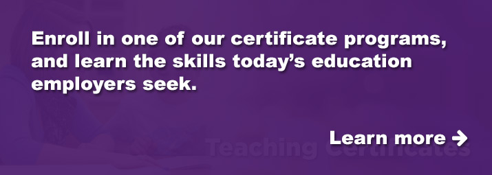 Learn the skills today's education employers seek.