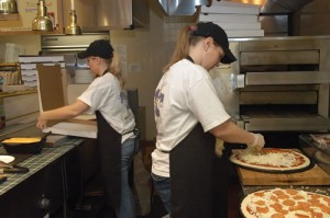 Student Employees, Eagle Pizza