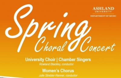 AU Spring Choral Concert Features Four Choirs Including Loudonville High School