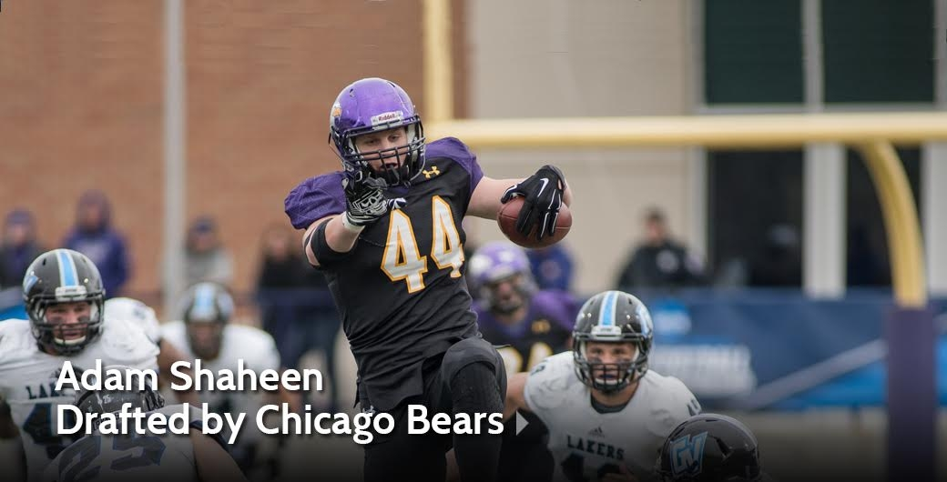 Adam Shaheen Drafted by Chicago Bears
