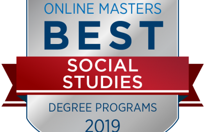 Ashland University Online Master's Program Receives Top National Ranking