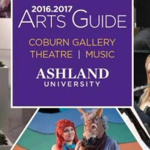 AU College of Arts & Sciences Releases 2016-2017 Arts Guide
