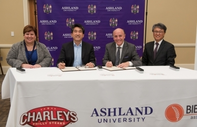 Ashland University, Gosh Enterprises Collaborative Gives Employees New Pathway to College Degree