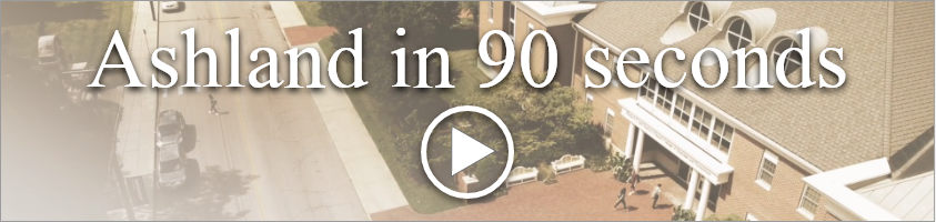 Ashland in 90 Seconds