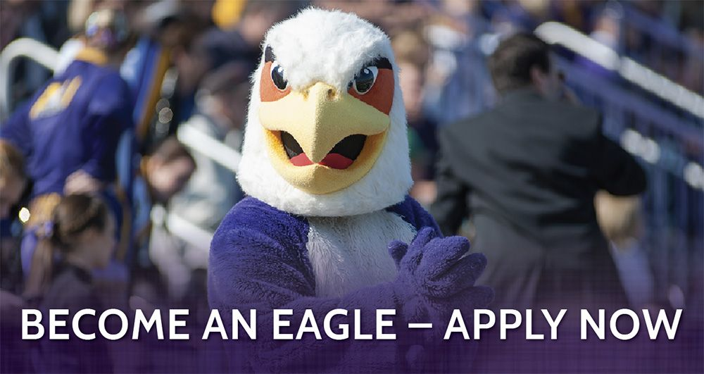 Become an Ashland University Eagle - Apply Now!