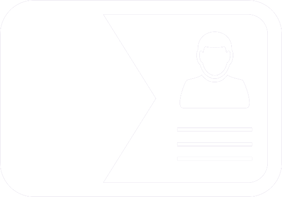 icon of a student id card