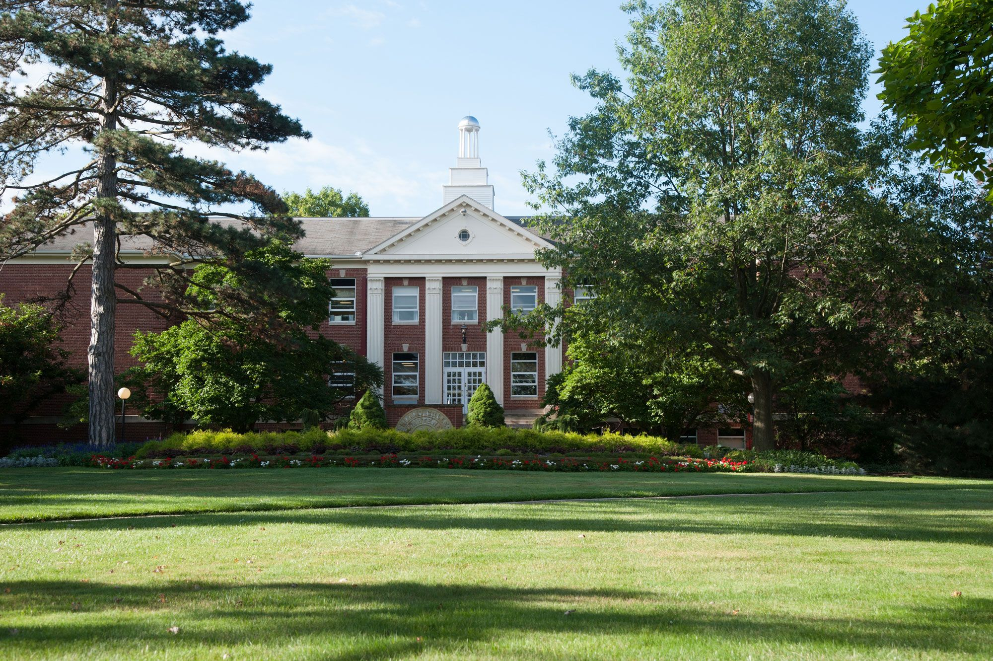 Founders Hall at Ashland University