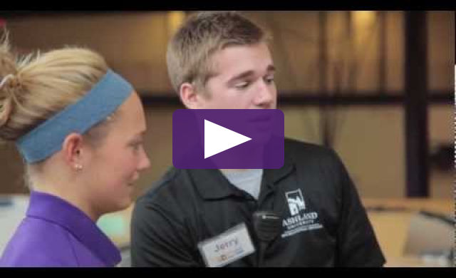 Ashland University Recreational Services Employment