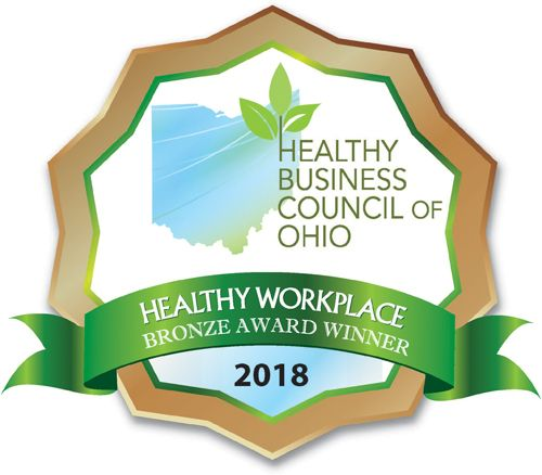 Healthy Business Council of Ohio - Healthy Workplace Bronze Award Winner