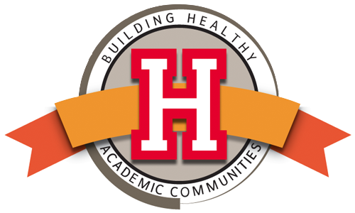 Building Healthy Academic Communities badge