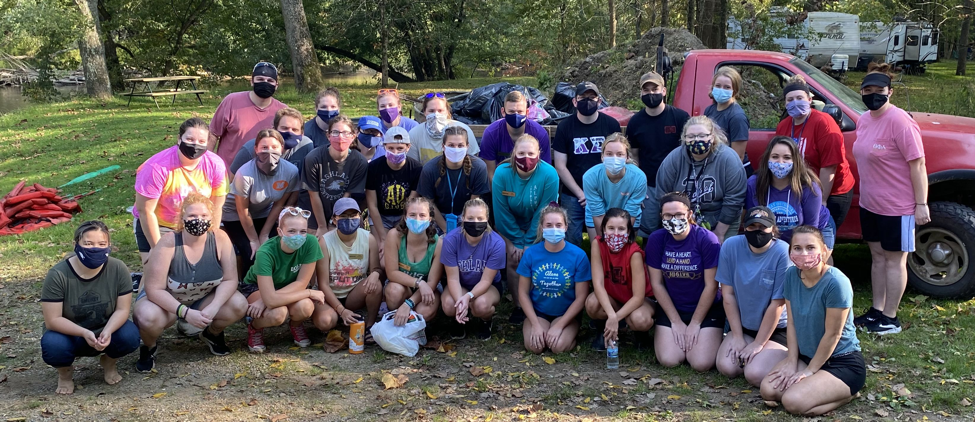 mohican river cleanup