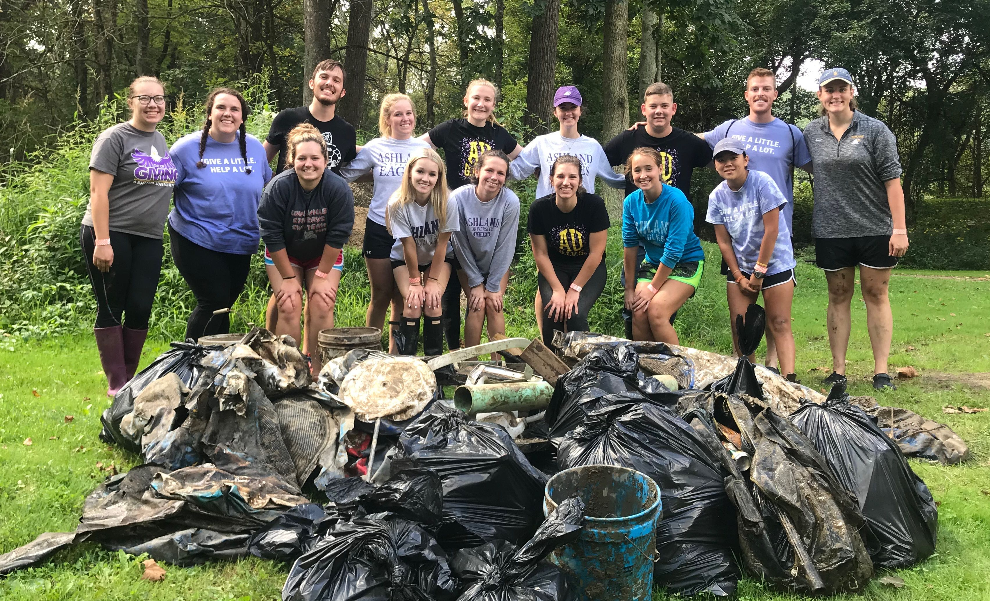 Mohican River Clean UP