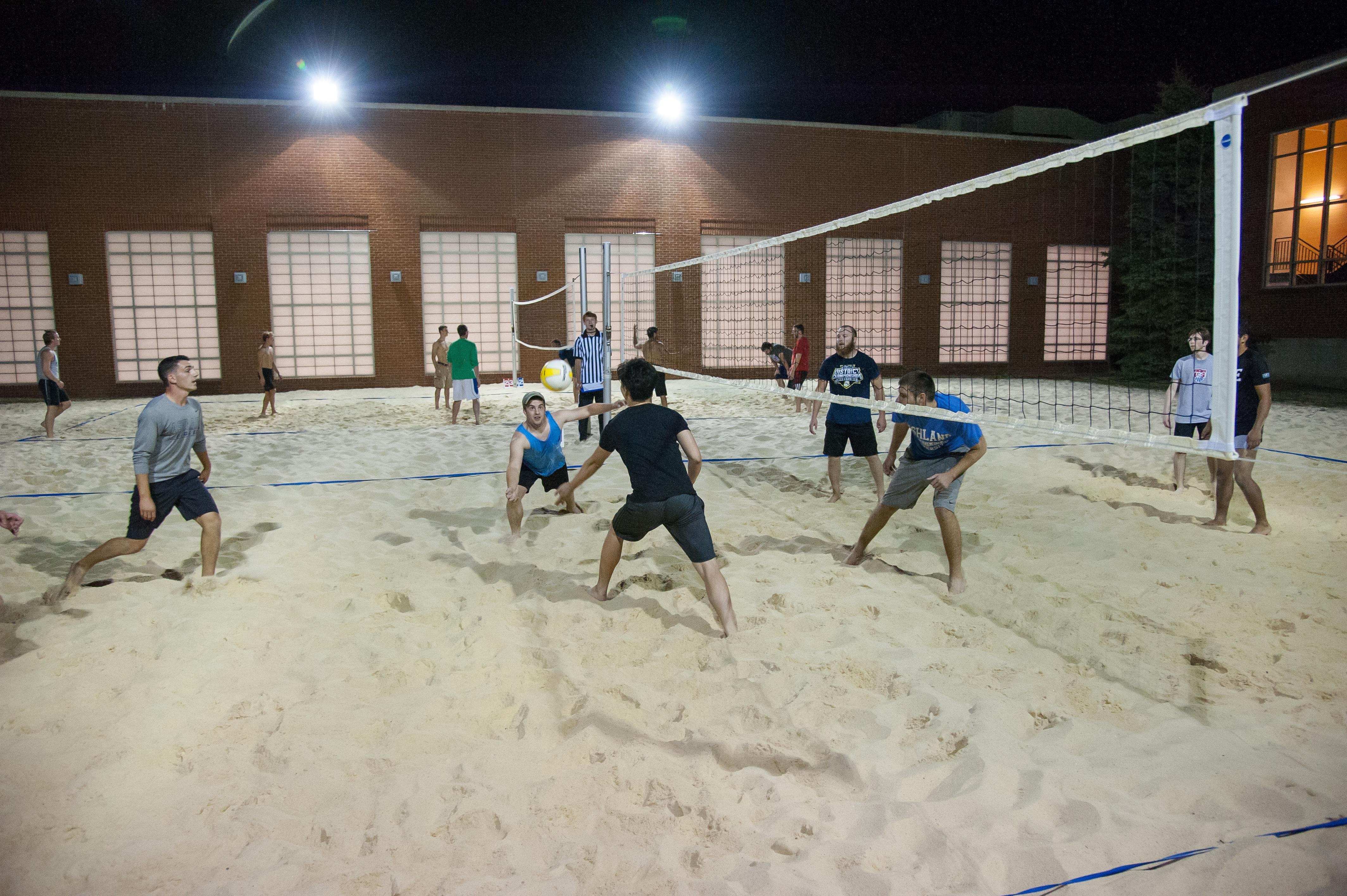 Men's Sand Volleyball