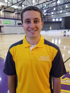 Justin Fletcher, Assistant Director, Aquatics and Student Development