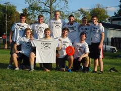 Champion Ultimate Frisby Team