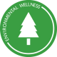 Environmental Wellness - tree logo